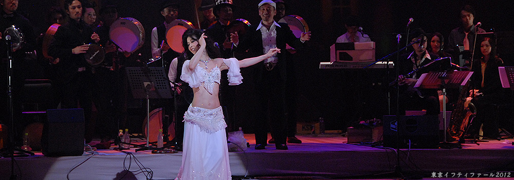 ベリーダンスとは「オリエンタルダンス」