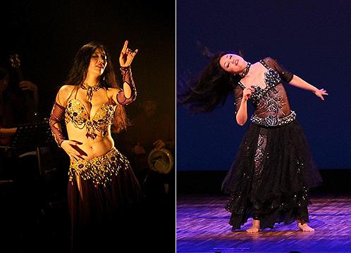 ベリーダンスとは「民衆に根ざした踊り」
